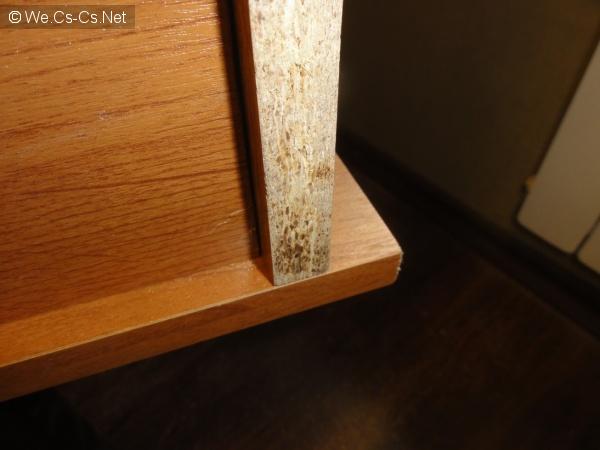 Сопряжение деталей стола