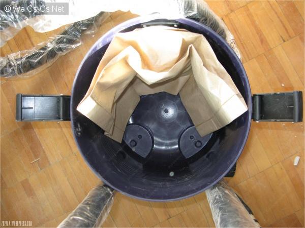 Вид внутренней камеры