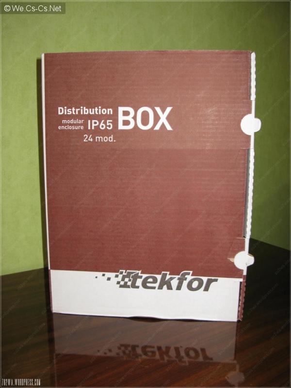 Коробка с щитом