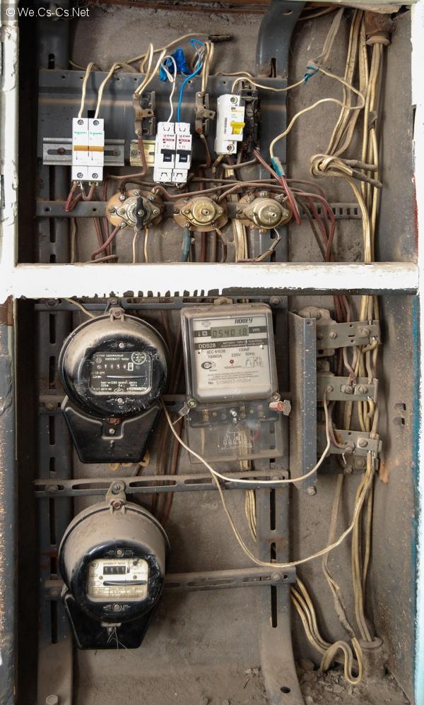 Ремонт электросчетчиков своими руками 124