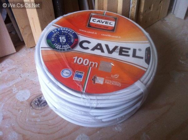 CAVEL DG 113 (75 Ом)