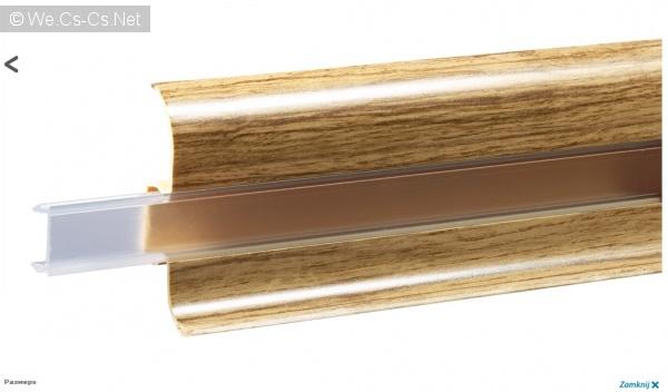 плинтус для светодиодной подсветки