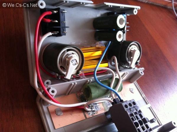 Прибор для пайки проводов