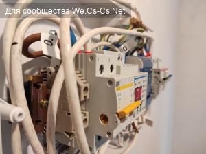 РН260t и рубильник IEK ВН-32
